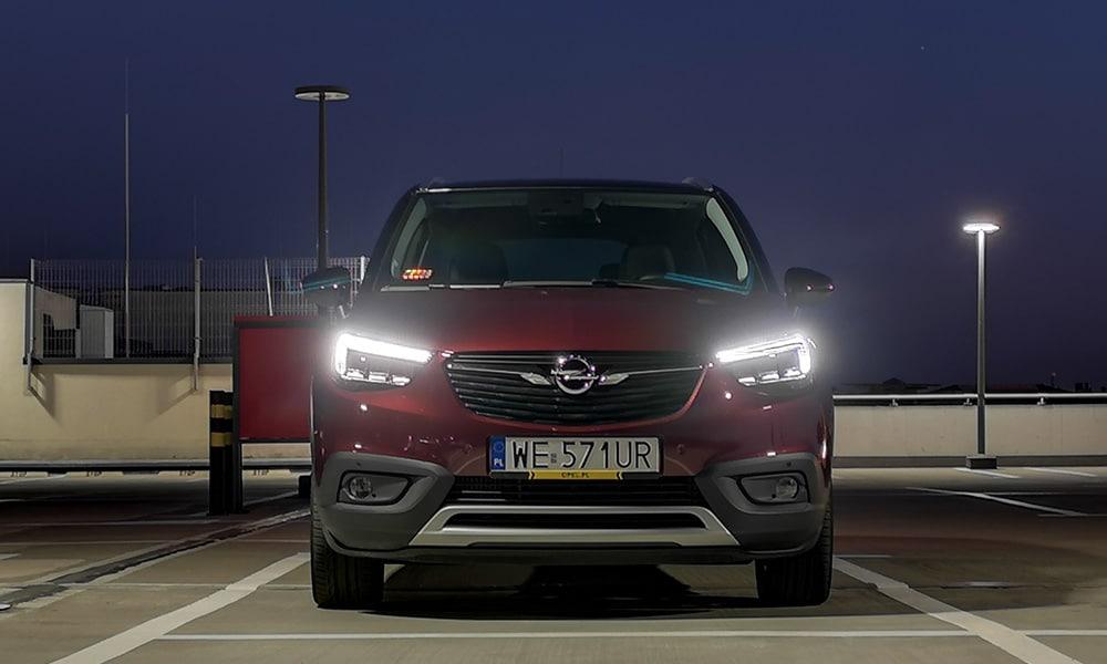 Opel Crossland X 2019 Diesel przód