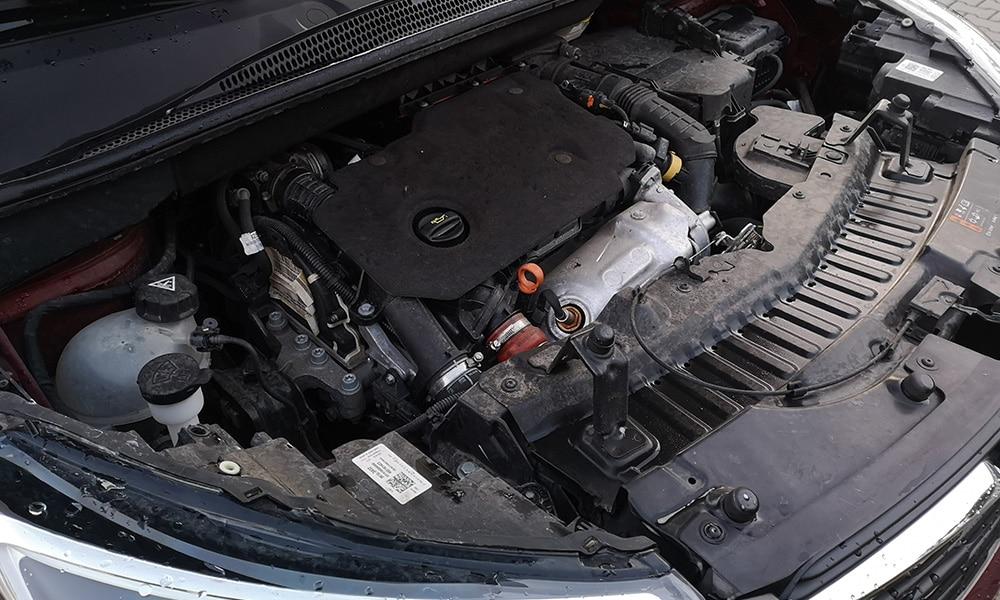 Opel Crossland X 2019 Diesel silnik