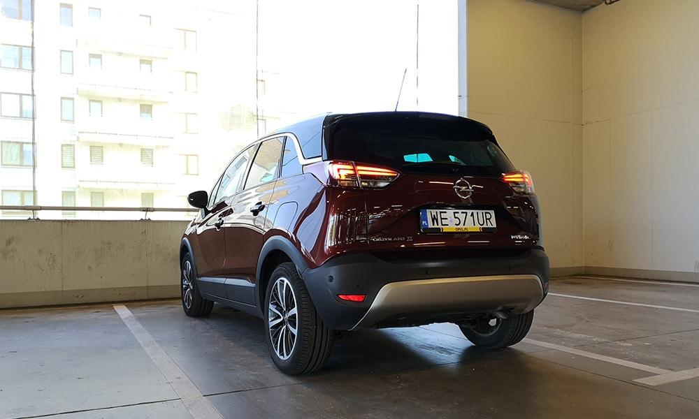 Opel Crossland X 2019 Diesel tył