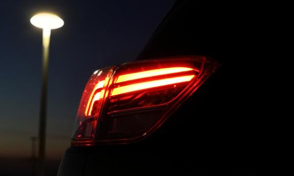 Opel Crossland X 2019 Diesel tylny reflektor