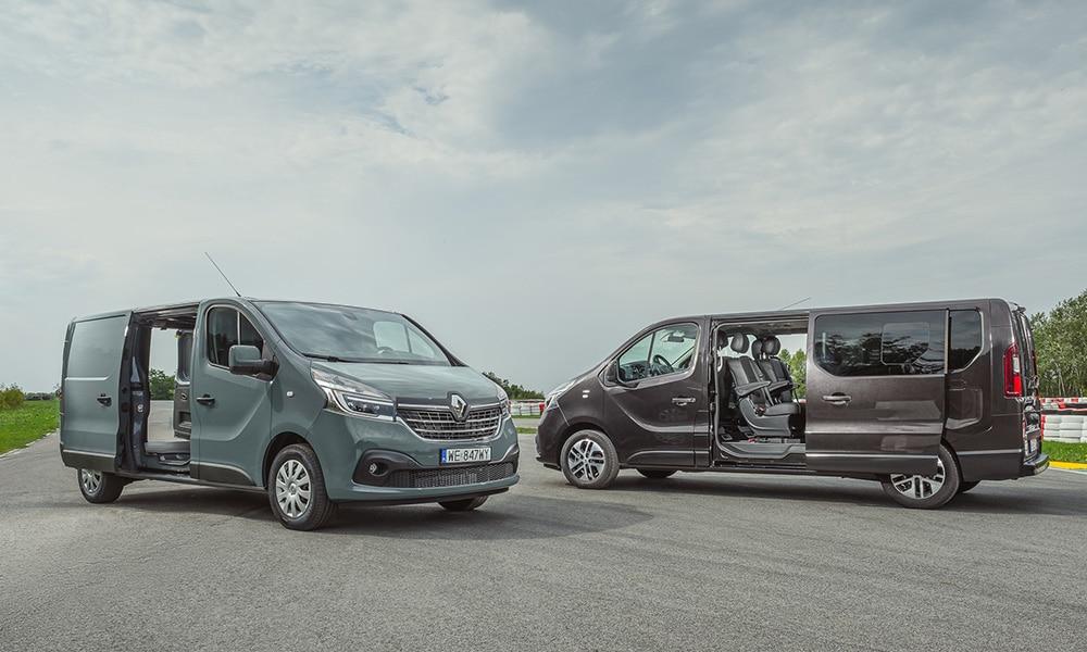 Renault samochody specjalistyczne