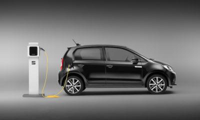 Seat samochody elektryczne ładowanie