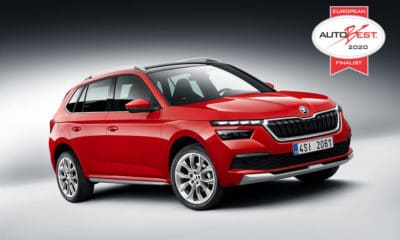 Škoda Kamiq 2020 AUTOBEST