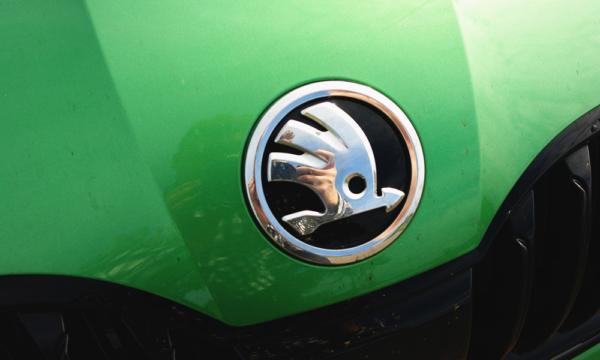 Škoda Octavia RS (2019) logo