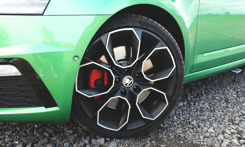 Škoda OCtavia RS Challenge 2019 felga