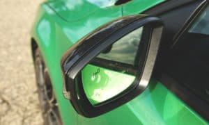 Škoda Octavia RS Challenge 2019 lusterko