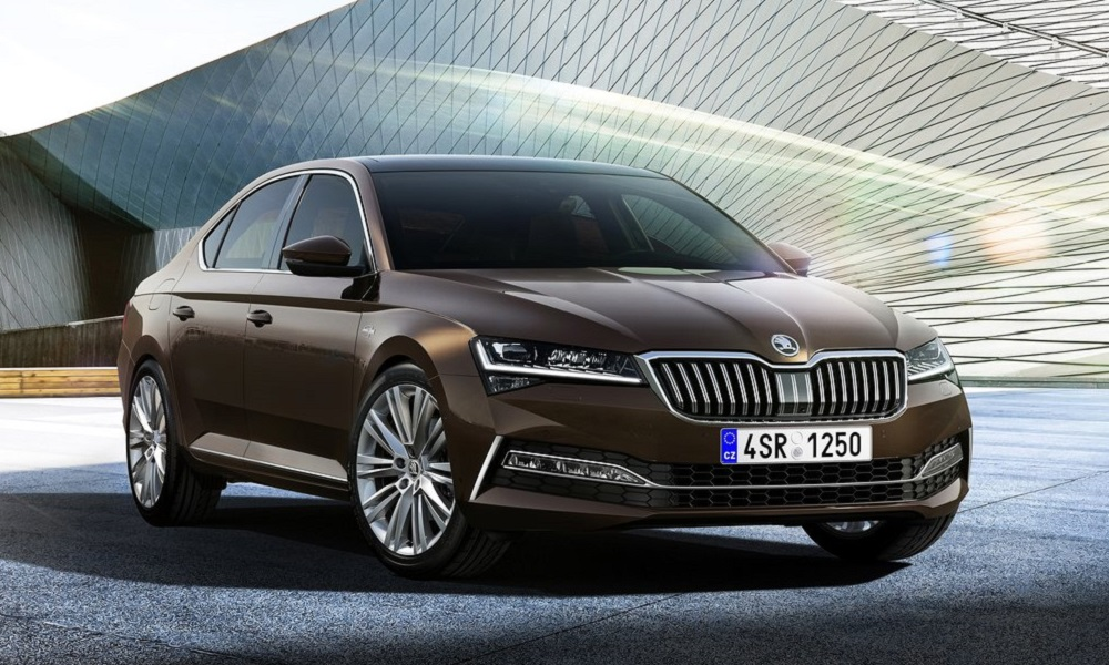 Škoda Superb III FL (2020)