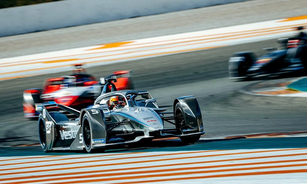 Stoffel Vandoorne Mercedes Formule Test 2 Walencja 2019