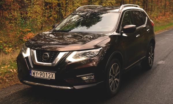 Nissan X-Trail (2019) przód