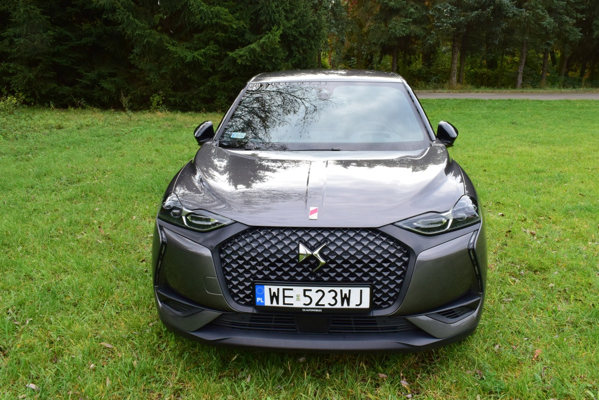 DS 3 Crossback Performance Line (2019)