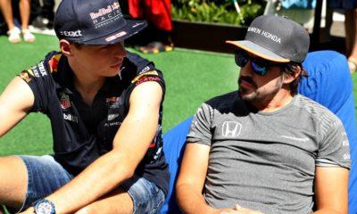 Max Verstappen i Fernando Alonso