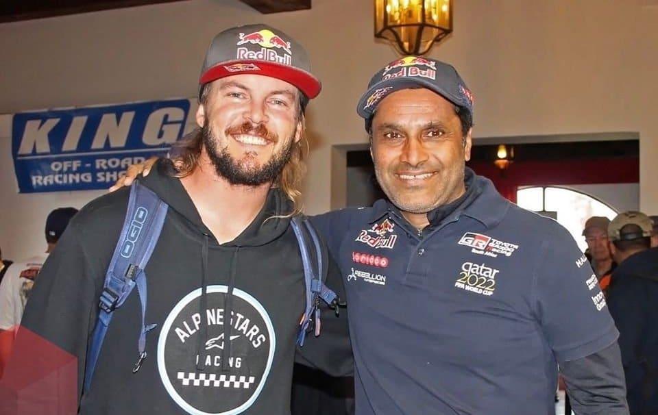 Baja 1000 Toby Price i Nasser Al-Attiyah 2019