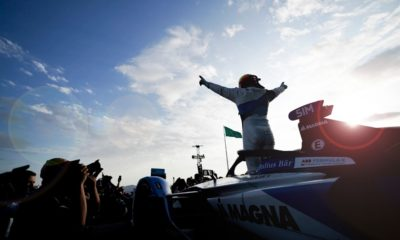 Alex SIms BMW i Andretti Motorsport 2019 Arabia Saudyjska