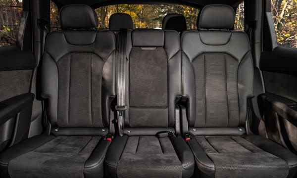 Audi Q7-SQ7 tylna kanapa