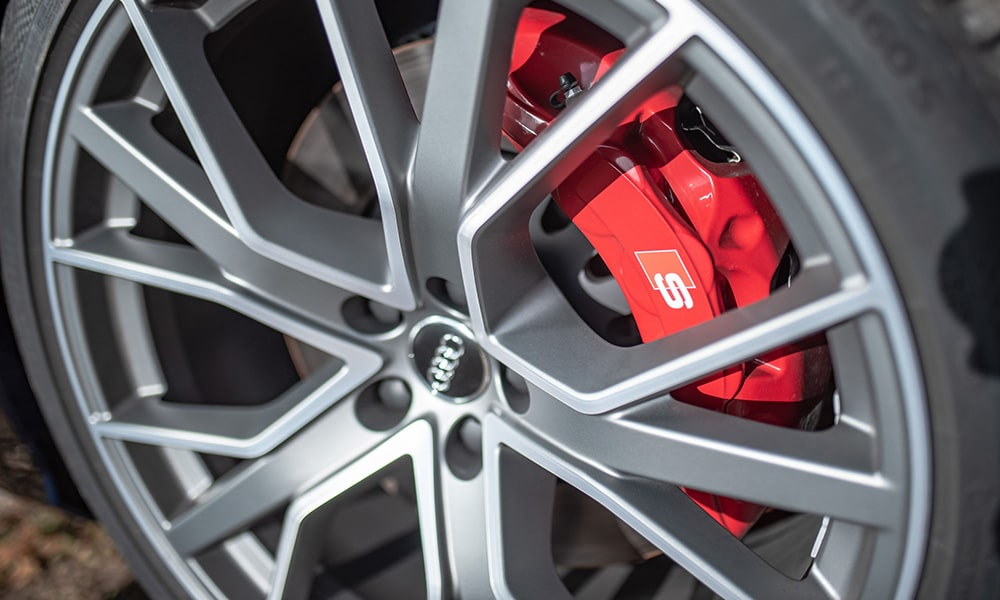 Audi Q7 felga