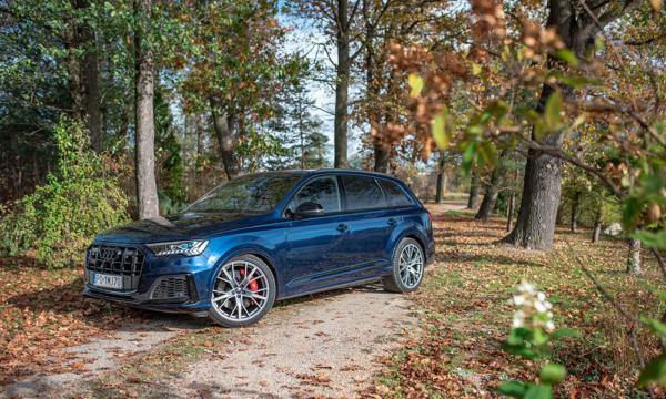 Audi Q7 profil 3