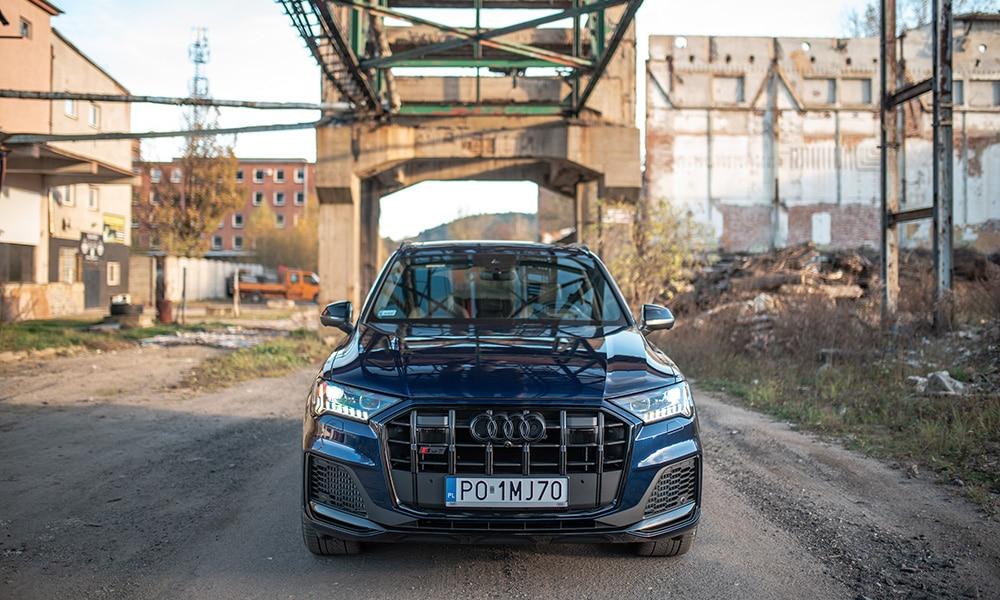 Audi Q7 profil