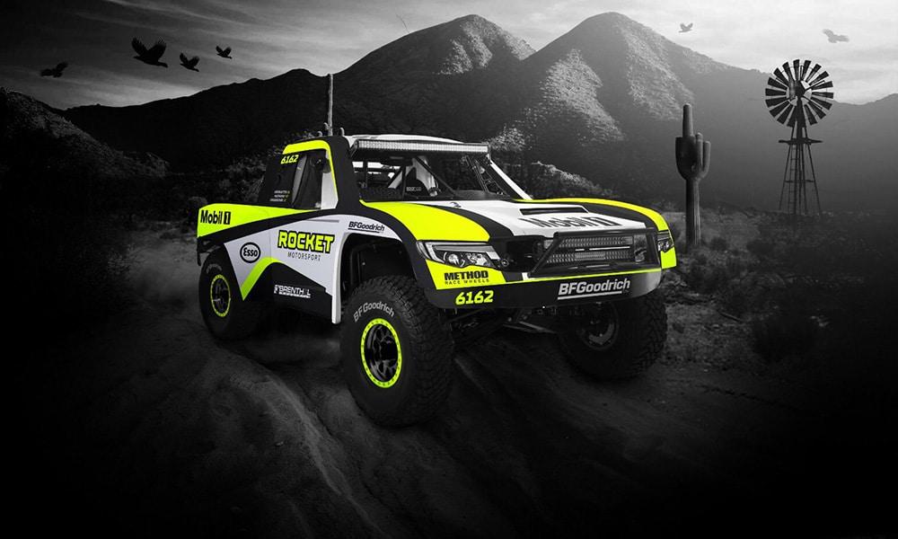 Baja 1000 Jenson Button Rocket Motorsport