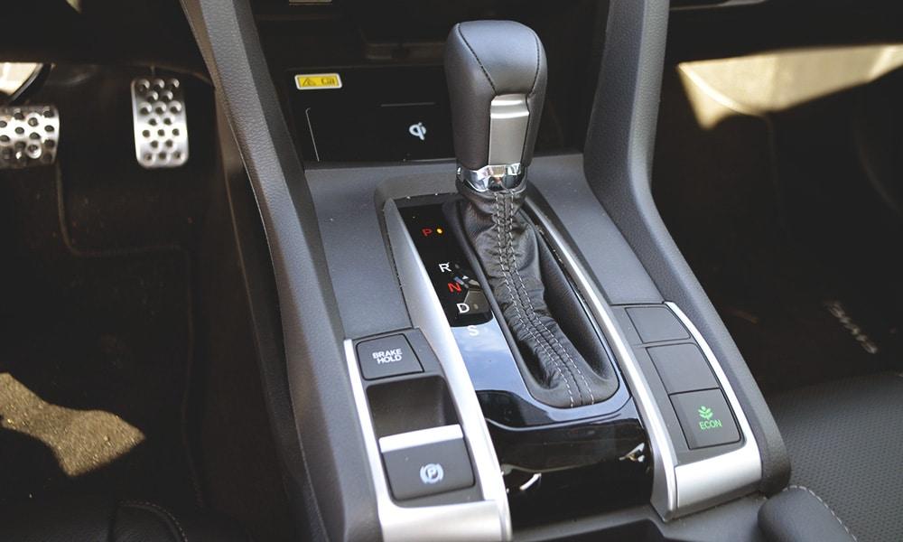 Honda Civic Sedan 2019 CVT skrzynia