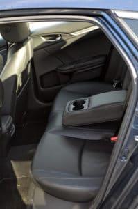 Honda Civic tylna kanapa