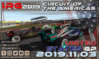 IRG GP USA 2019