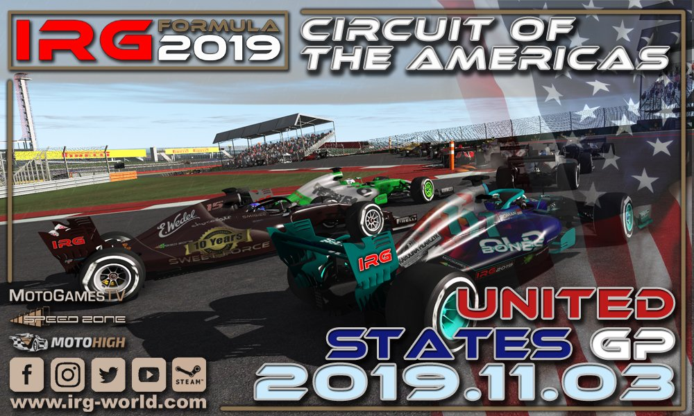IRG GP USA 2019