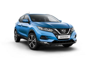Nissan Qashqai nadchodzi N-Style