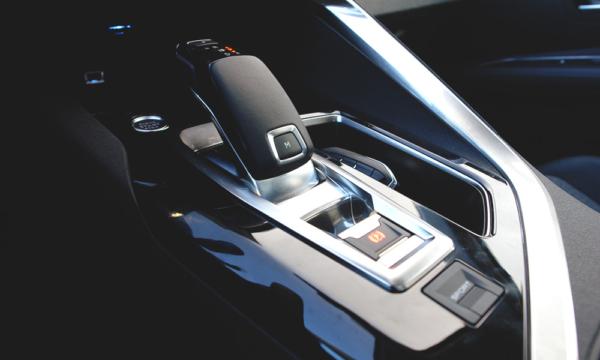 Peugeot 3008 drążek skrzyni biegów