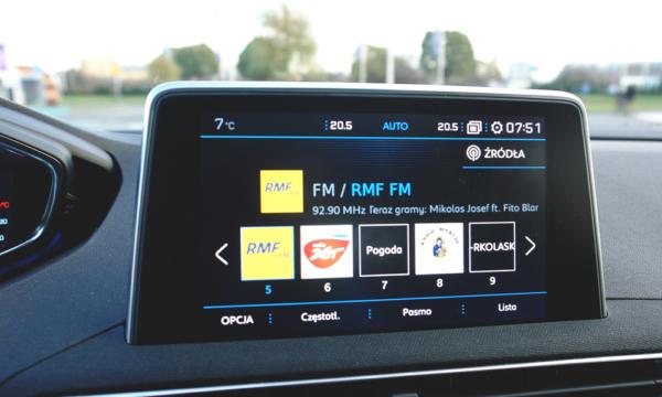 Peugeot 3008 multimedia 1