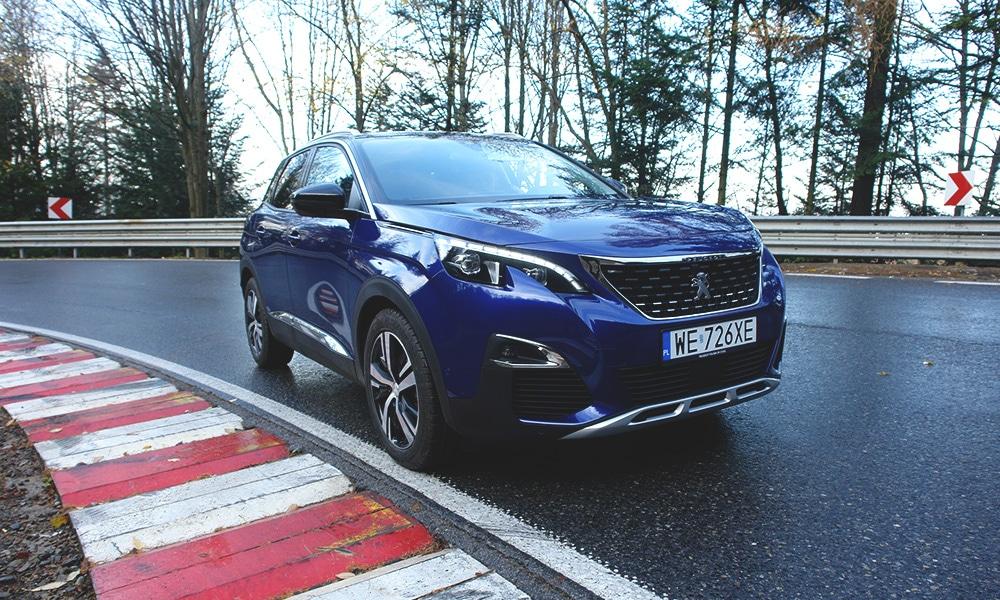 Peugeot 3008 przód 3