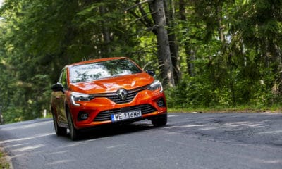 Renualt Clio 2019 Car of the Year nominacja