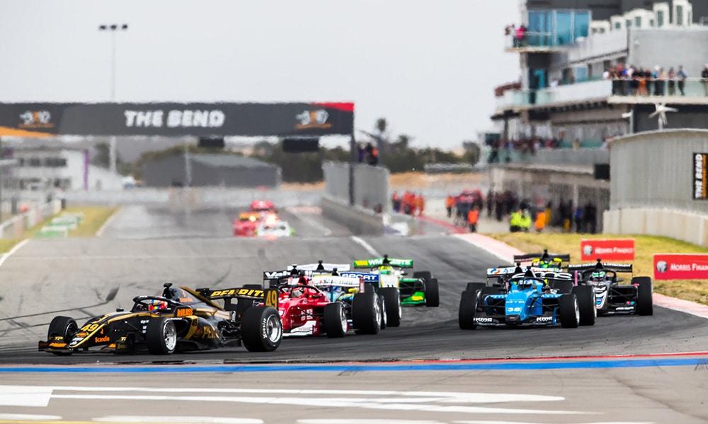 S5000 The Band Motorsport Park start 2019
