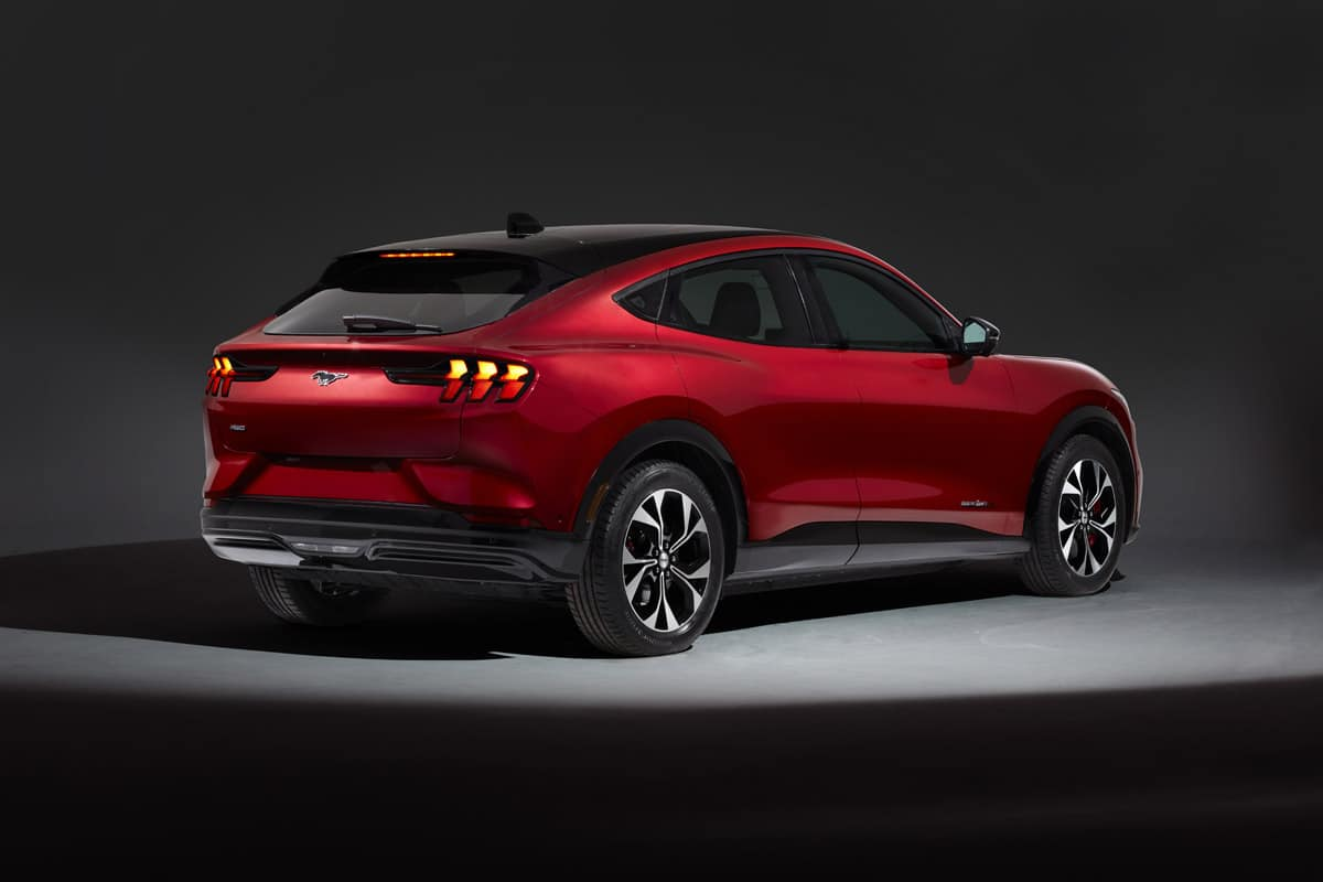 Ford Mustang Mach-E (2020)