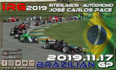 IRG Formula 2019 - GP Brazylii