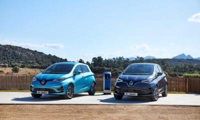 Nowe Renault Zoe 2019