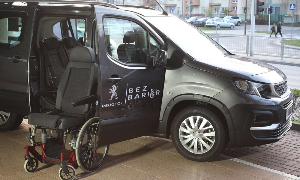 Peugeot bez barier