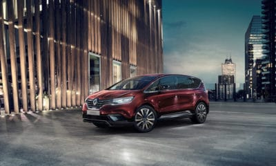 Renault Espace 2020 lifting