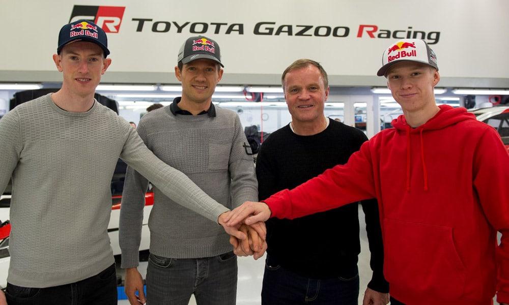 Toyota Gazoo Racing 2020