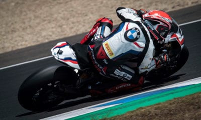 BMW World Superbike Jerez