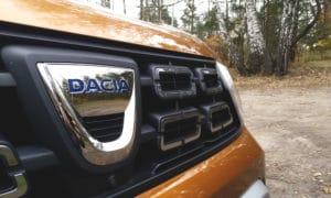 Dacia Duster logo