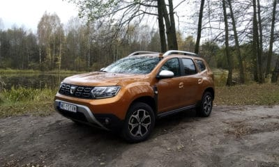 Dacia Duster przód 2