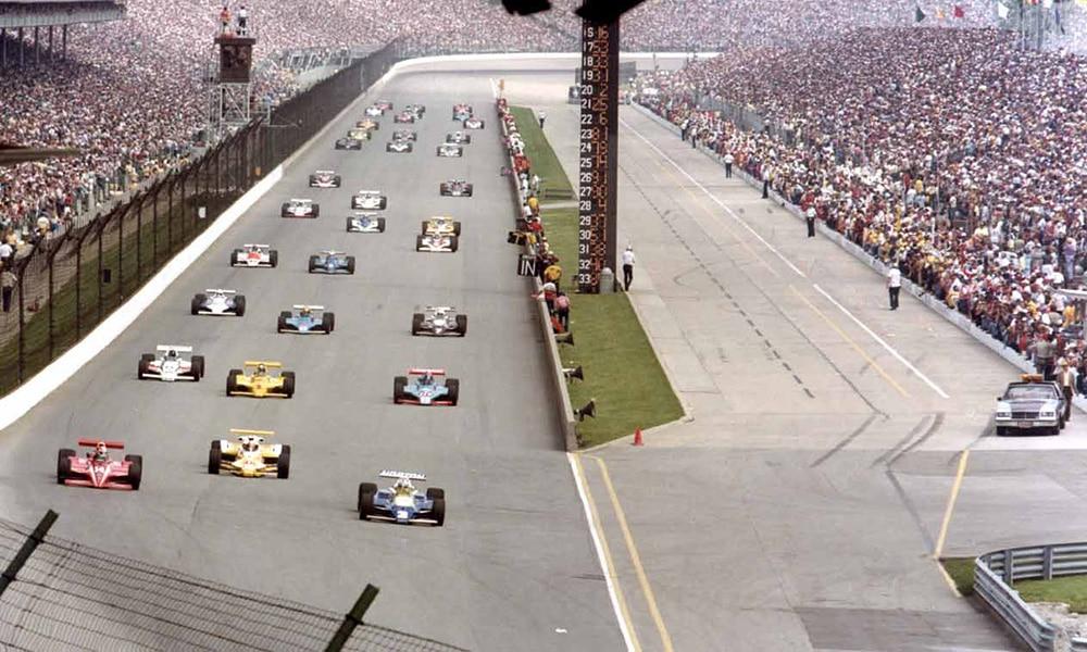 Indianapolis 500 1980 start