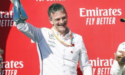 James Allison Mercedes 2019 F1