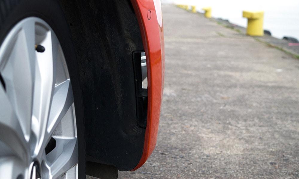 Renault Clio V detal wloty