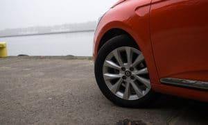 Renault Clio V koła