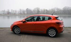 Renault Clio V profil