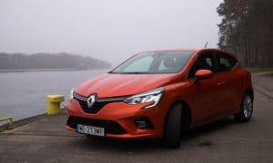 Renault Clio V przód 1