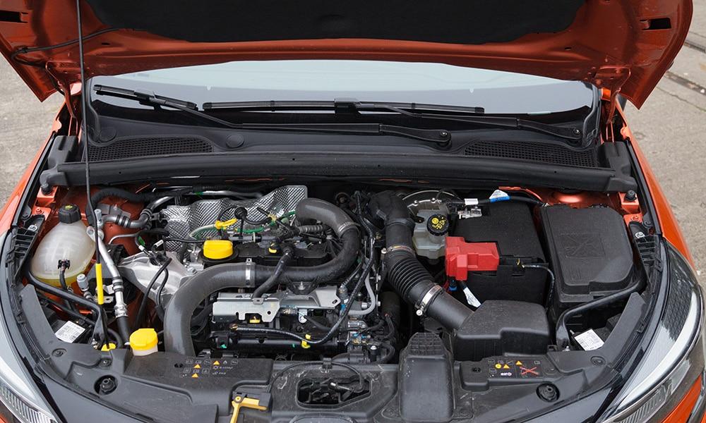 Renault Clio V silnik