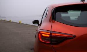 Renault Clio V tylna lampa