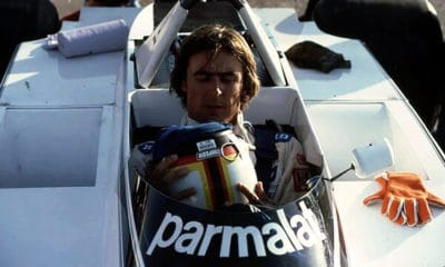 Rick Mears Brabham Test F1